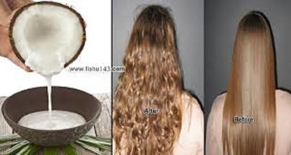 Lhuile pour les cheveux sur sec ou humide