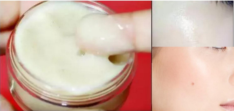 Le sel marin des taches de rousseur