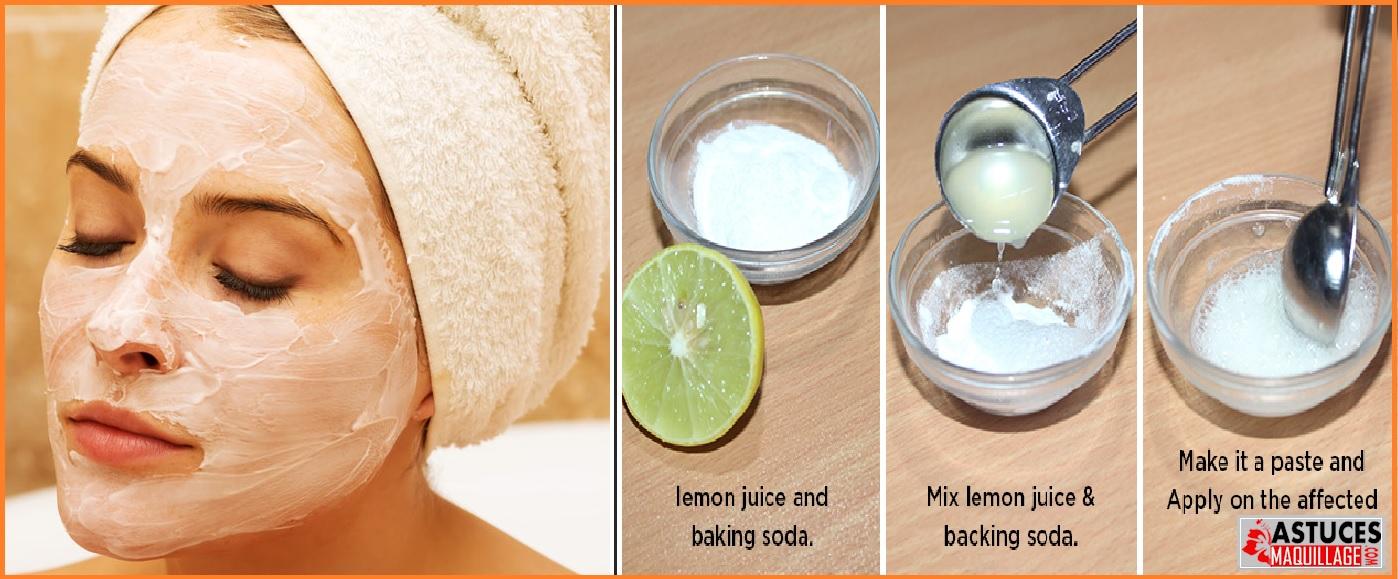 masque pour nettoyer le visage fait maison