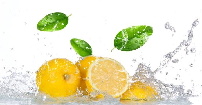 L'eau au citron pour éloigner les maladies, réduire les
